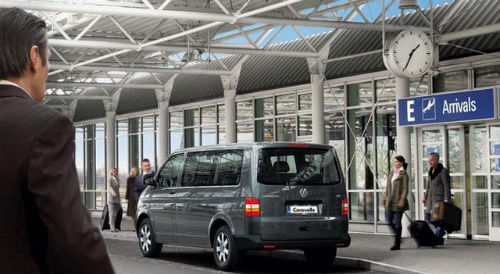We are always ready to pick you up from the airport.